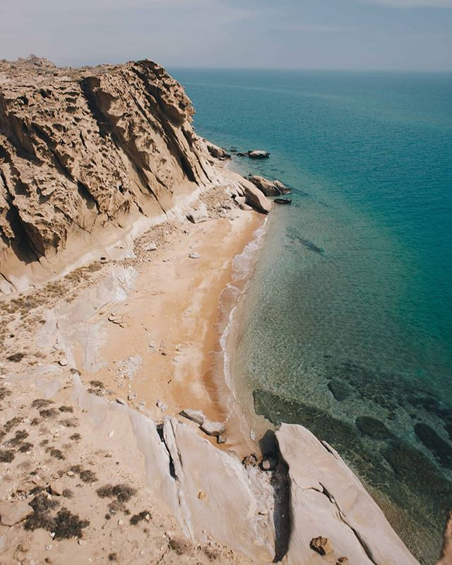 📍Persian Gulf 🔴 at the heart of nowhere 🔴