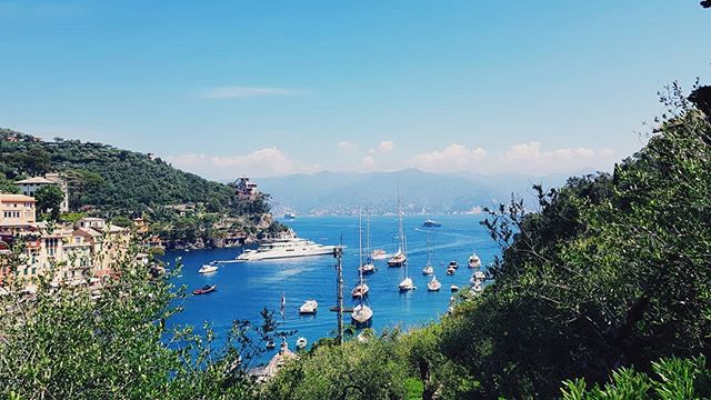 📍 Portofino, Italy 🔴 Unlimited Blue 🔴