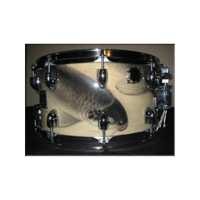 Praire Prince- Yamaha Snare Drums for Private Clients  Kymara Artistic Management No use authorized without permission.   Contact  gallery for availability