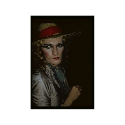 Anton Perich - Jayne County circa 1970  Kymara Artistic Management No use authorized without permission.   Contact  gallery for availability