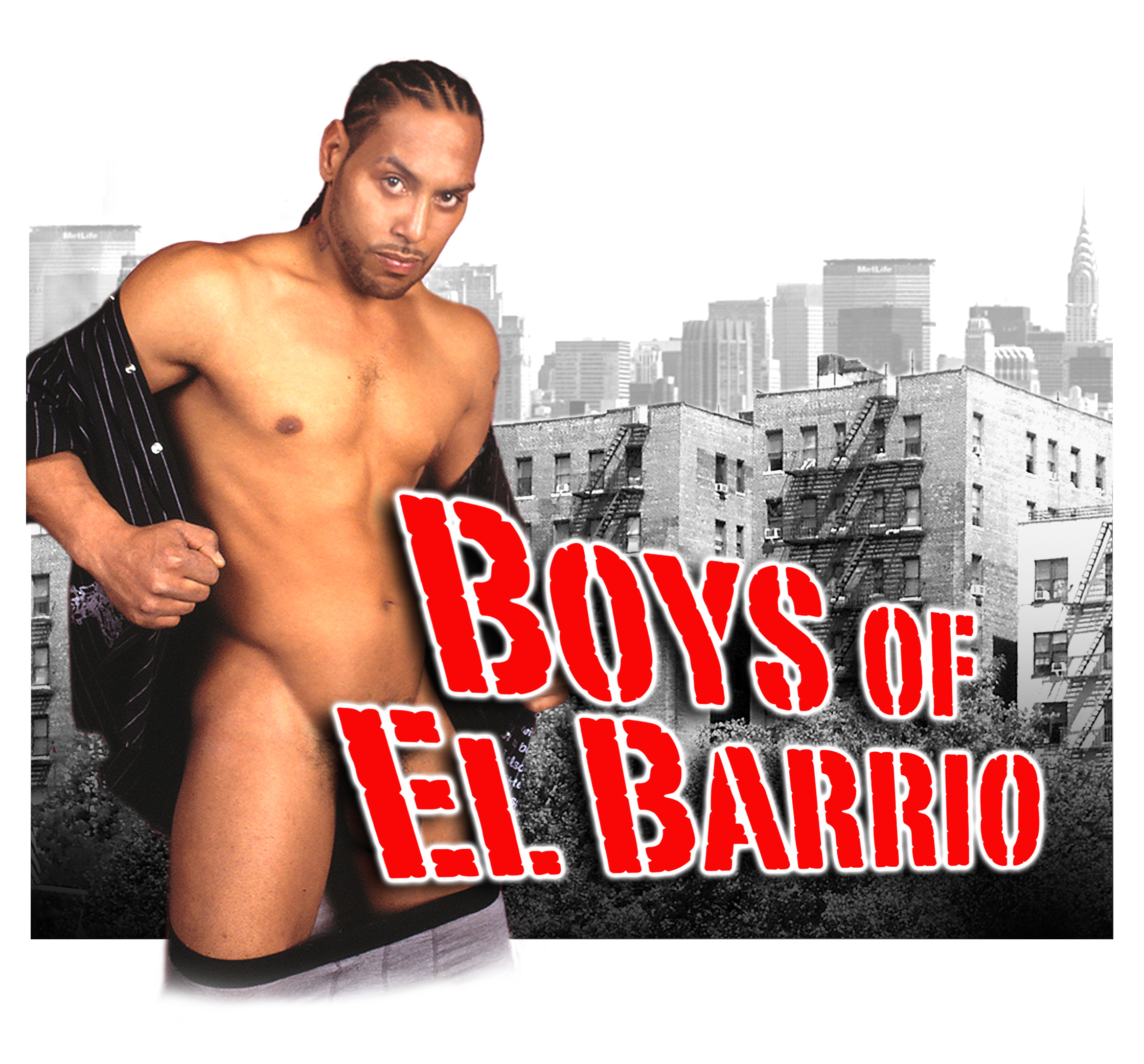 Boys of El Barrio/ Dana Bryan