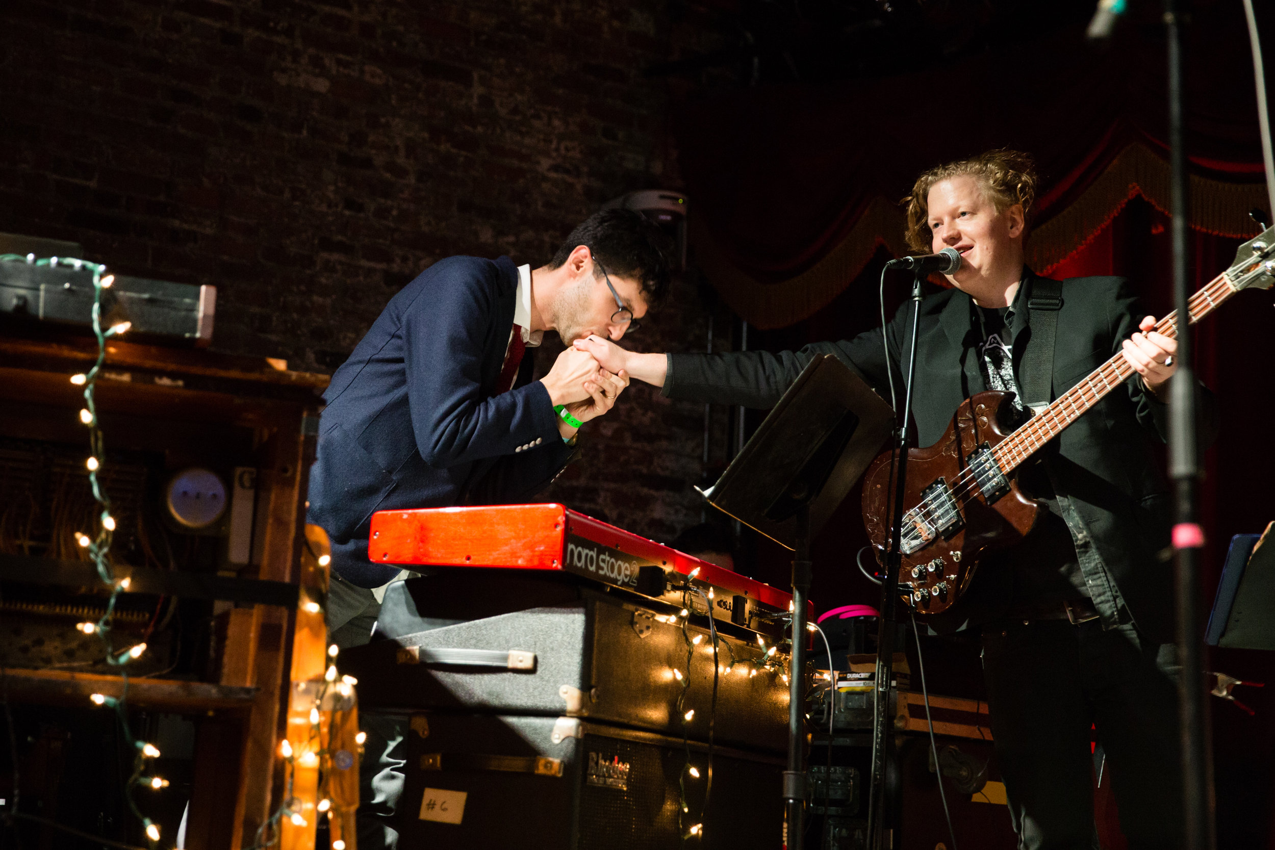 The Third Annual Dave Harrington & Friends Holiday Spectacular   Covered for PopGun Presents
