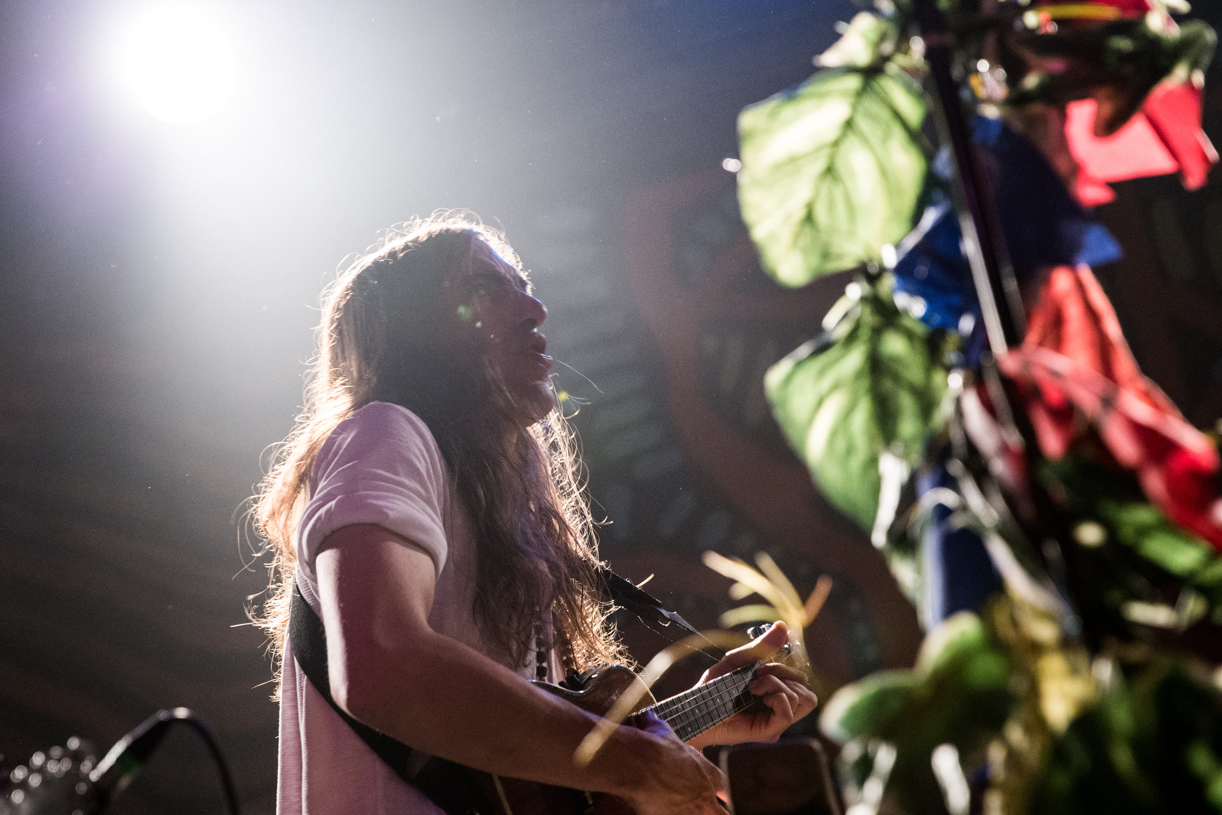 Crystal Fighters, Machineheart at the Music Hall of Williamsburg   Covered for Black on the Canvas