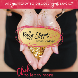 Come join the (free!)    Ruby Slipper School of Magic Initiation Challenge    and learn the fundamentals of accessing your innate wisdom, power and MAGIC.