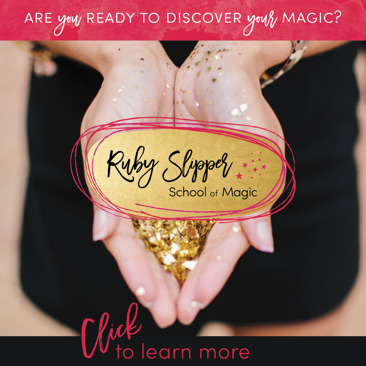If you're ready to begin accessing all the powerful magic and wisdom that lives inside you, you need to sign up for this challenge!