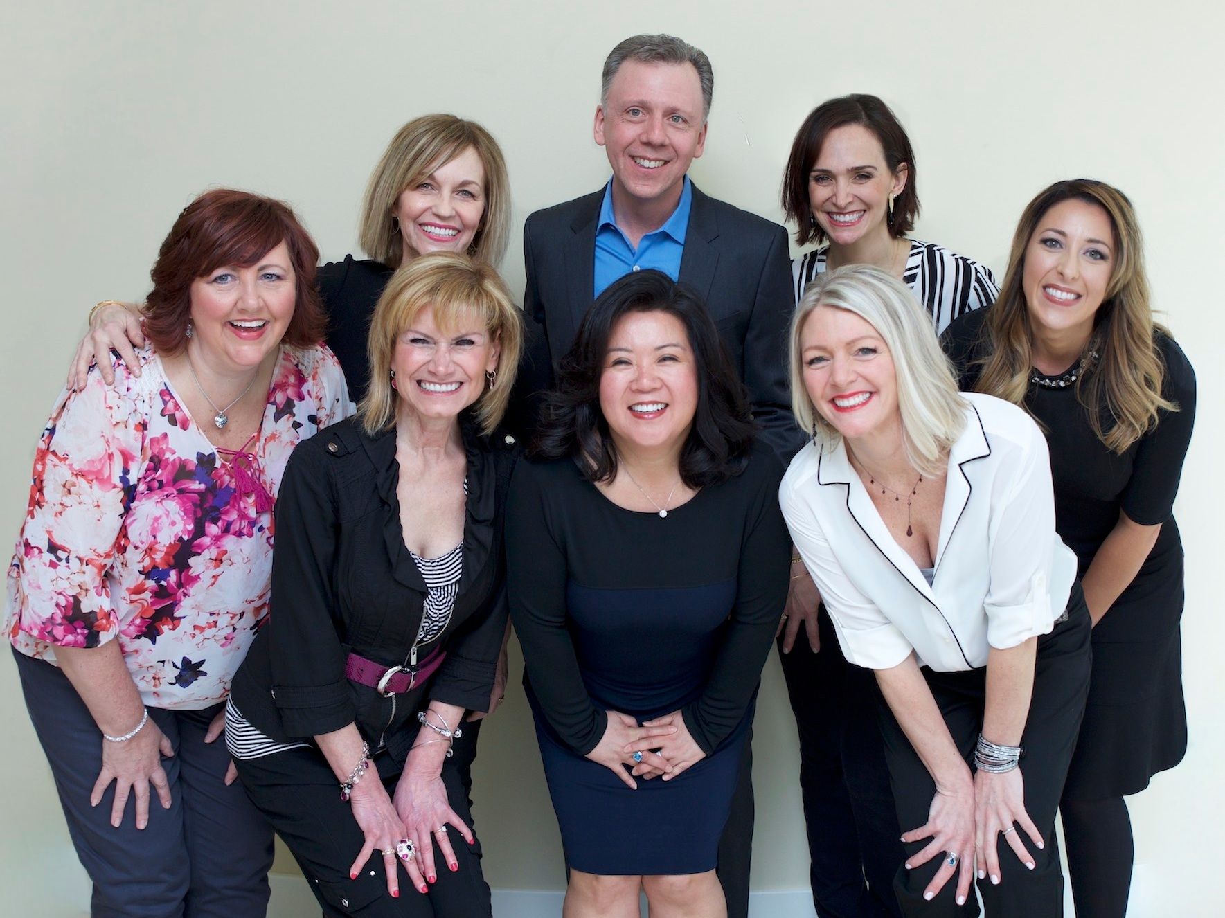 Our Team - Huszti Dental Care's professionals are chosen not just for their expertise in the field, but on how they make you feel from the moment you walk into our Milford office. This caring group stays on top of new methods and technologies that make you more comfortable and achieve better results. They love to see you smile.