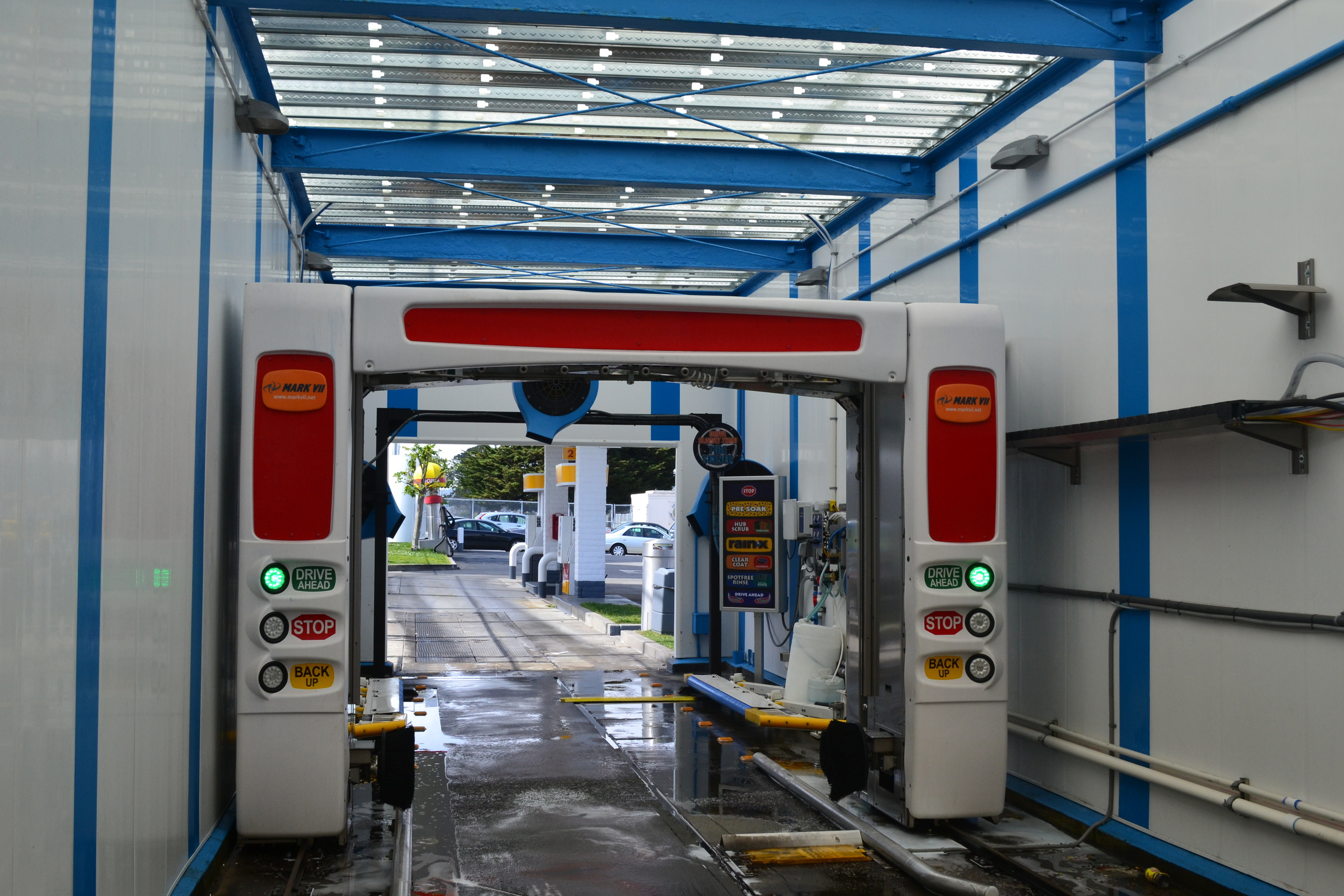 Touchfree Car Wash Near Me >> Photos Tanforan Shell Carwash