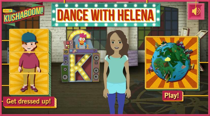 Kushaboom - Dance with Helena