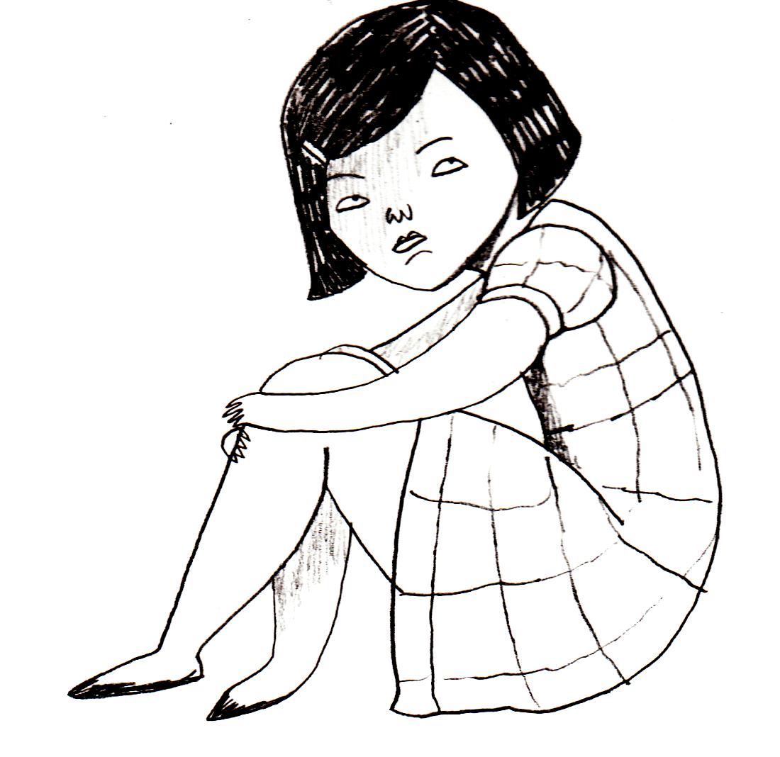 Sketchbook character