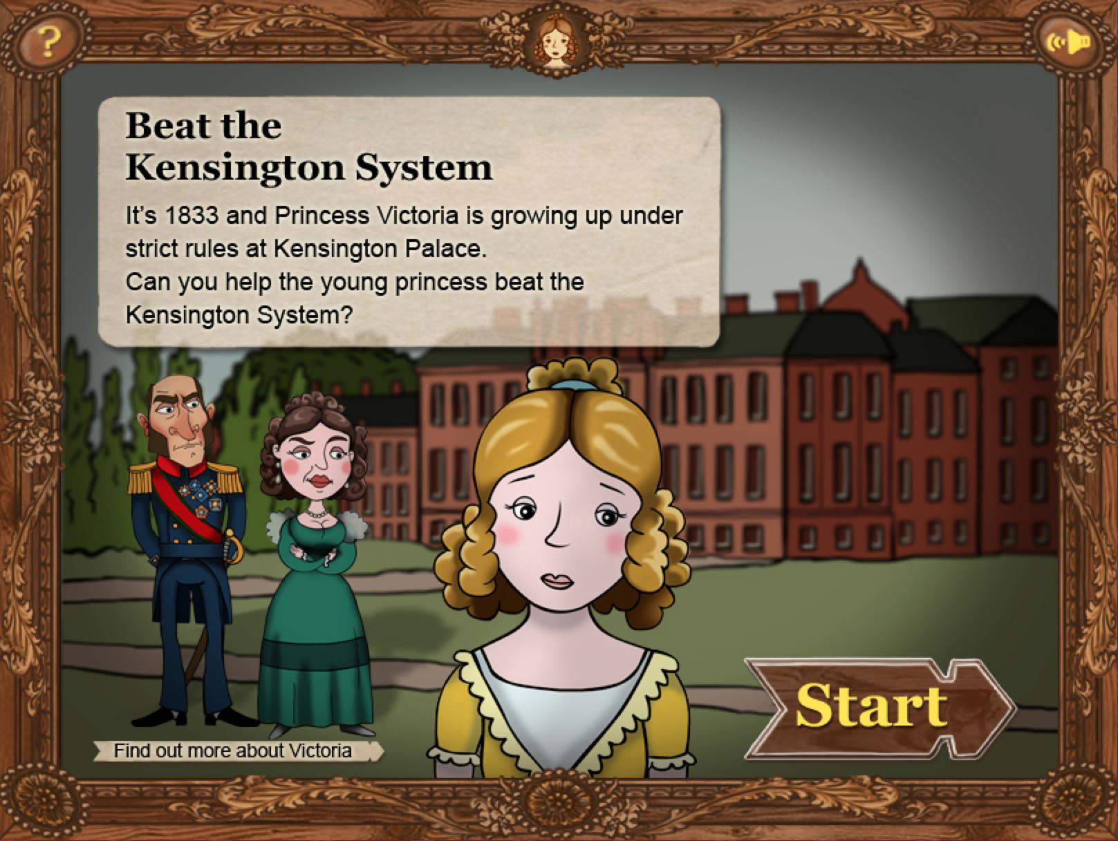 HRP - The Kensington System