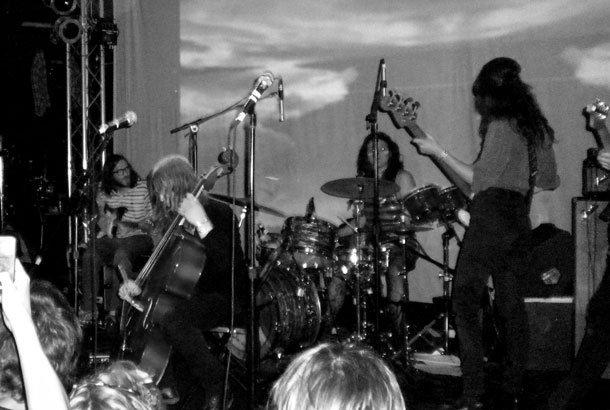 Swahili Blonde at The Echoplex, 2010