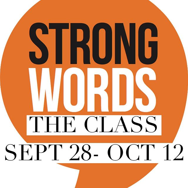 STORYTELLERS! Make a hot date with your Muse and start the Strong Words show's Intro to Storytelling class.  SEPT. 28th @11am  Someone asked me last night how my classes were going and I gushed. -They come so far in only 3 sessions🤓 -We have so much fun 🎉  So if you are interested in writing & performing your original work DM me for details & link in bio. We start Saturday, Sept 28 from 11am-2pm . . . . #storytellingclass #strongwords #getonstage #livethestory #marleneondrea #shareyourstory #losangelesartscene #lastories