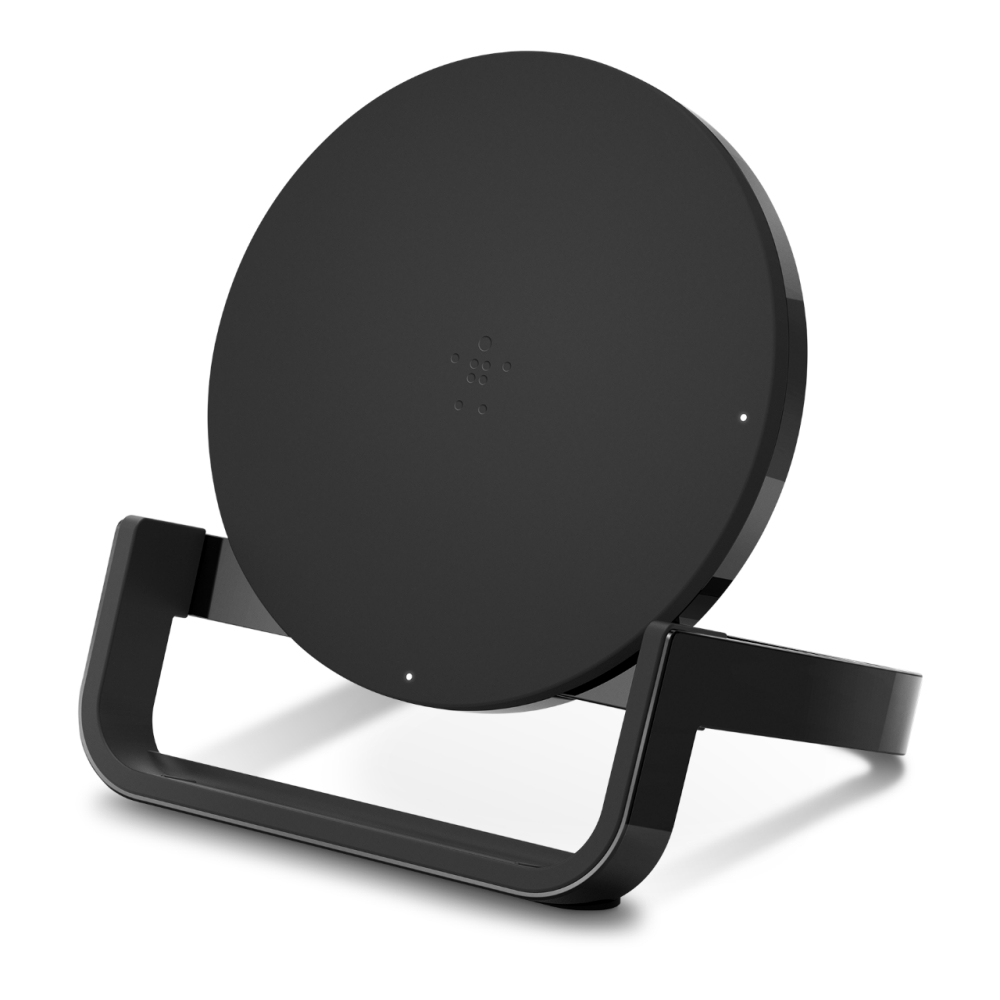 BOOST↑UP™ Wireless Charging Stand 10W for Apple, Samsung, LG and Sony
