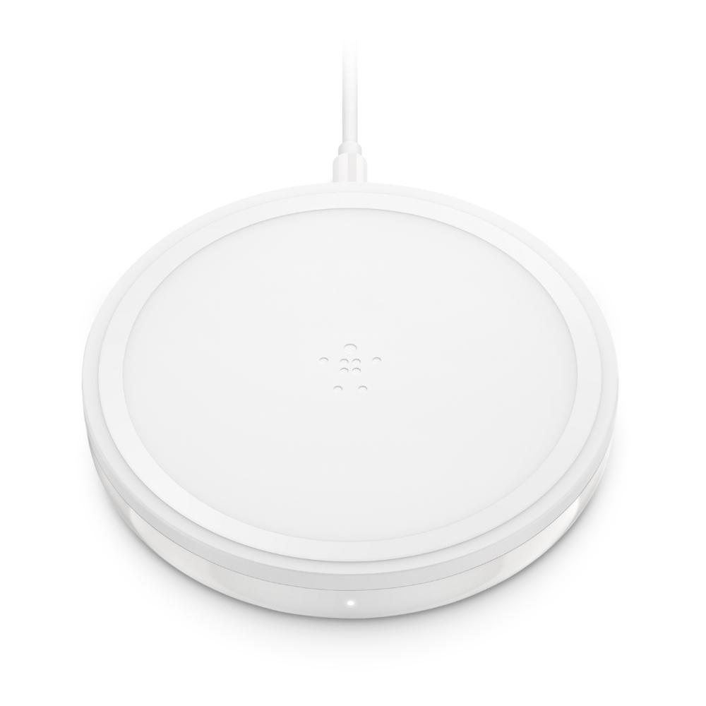BOOST↑UP™ Bold Wireless Charging Pad 10W for Apple, Samsung, LG and Sony
