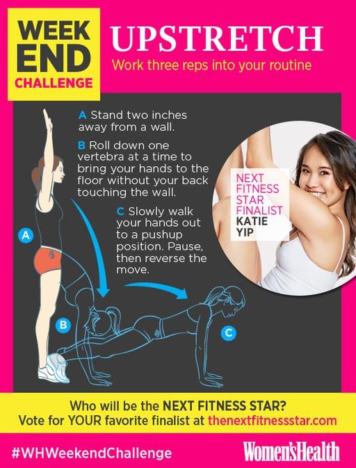 Meet Next Fitness Star Katie Yip
