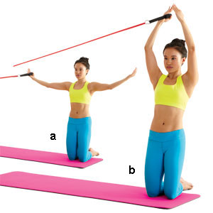 3 Moves to Flat Abs