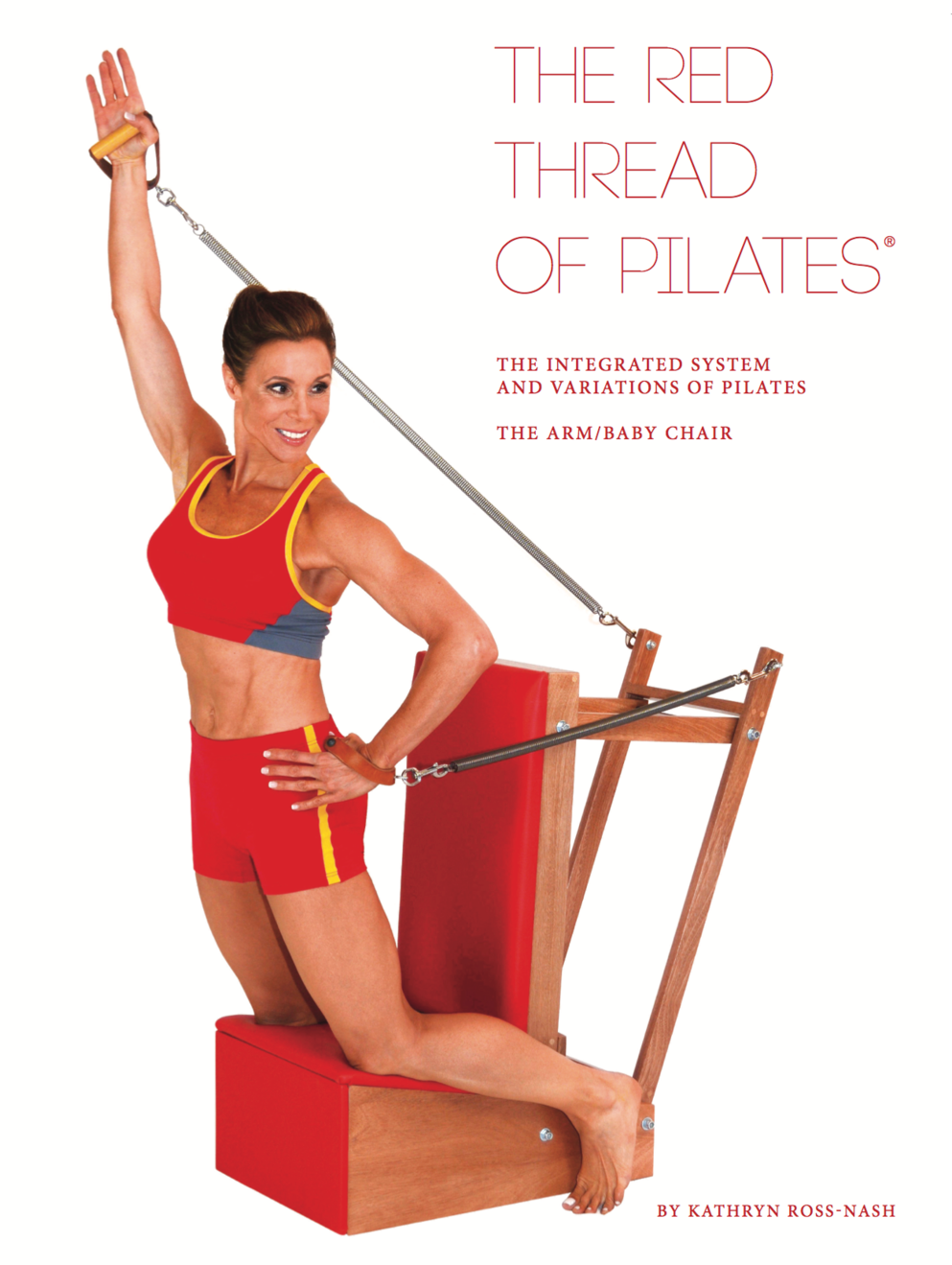The Red Thread of Pilates - Arm/Baby Chair