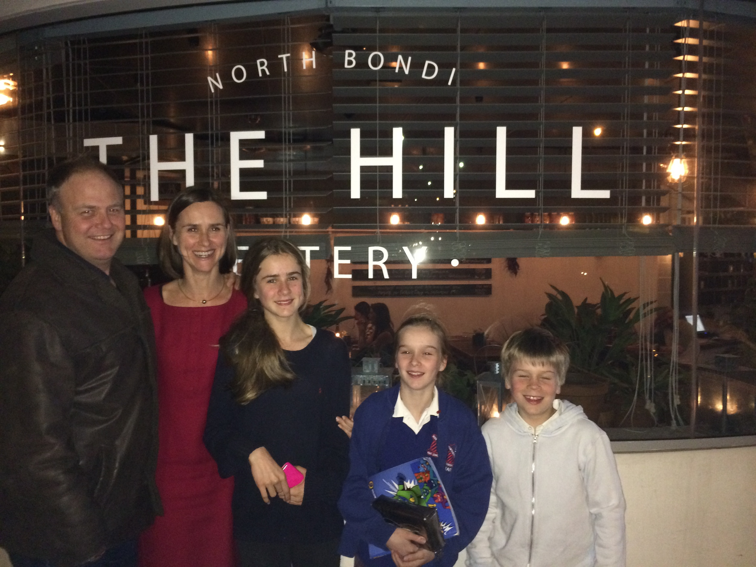The Hill Family / Sydney, Australia