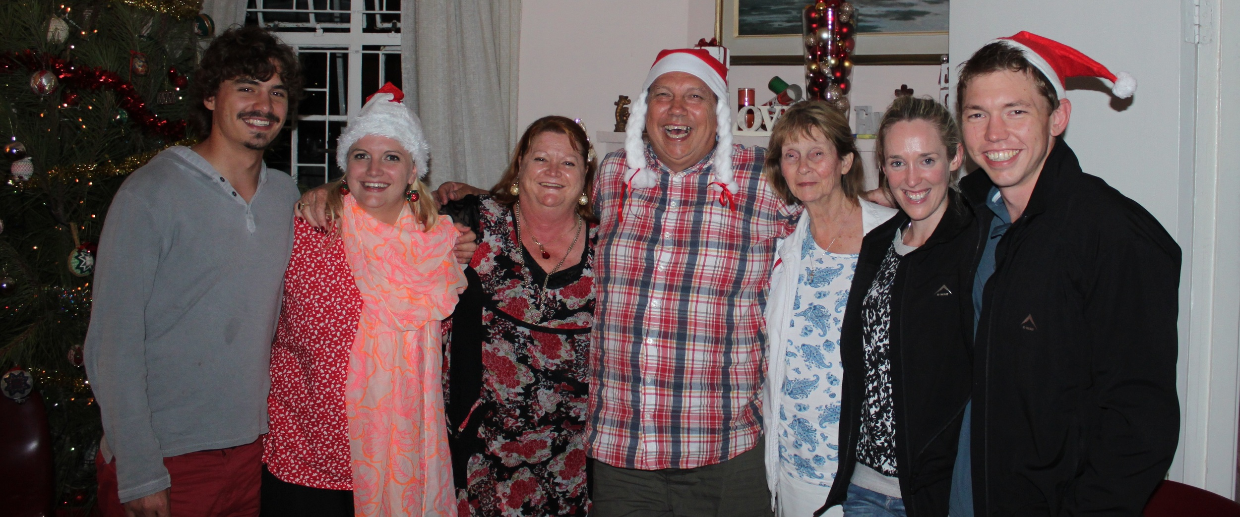The Hodgson Family / Knysna, South Africa