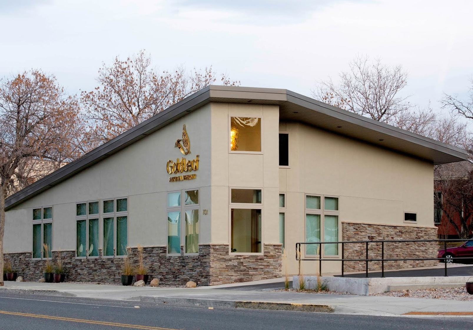 Location and Contact Info for Gold Leaf Physical Therapy
