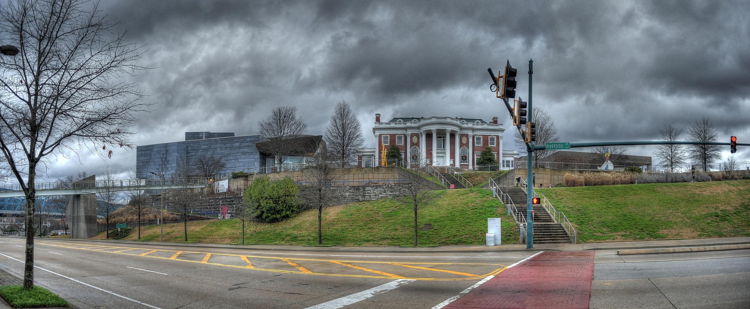 The Hunter Art Museum, Chattanooga, TN