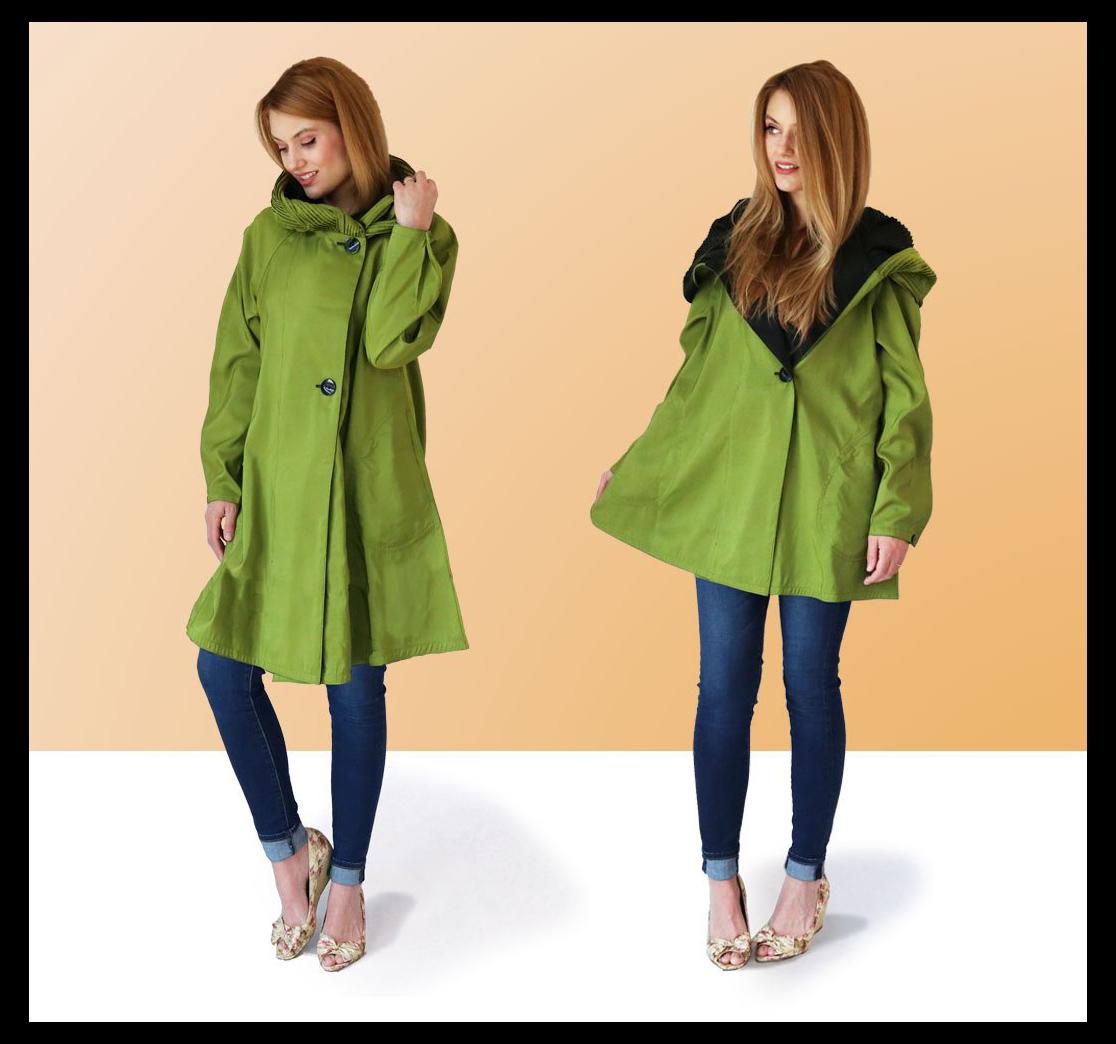 Mycra Pac Grass Raincoat