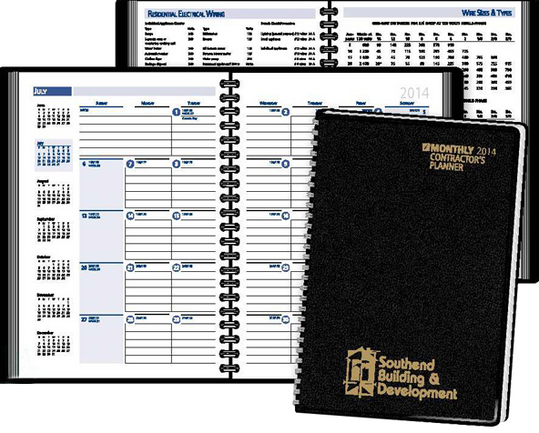 Customized Planners