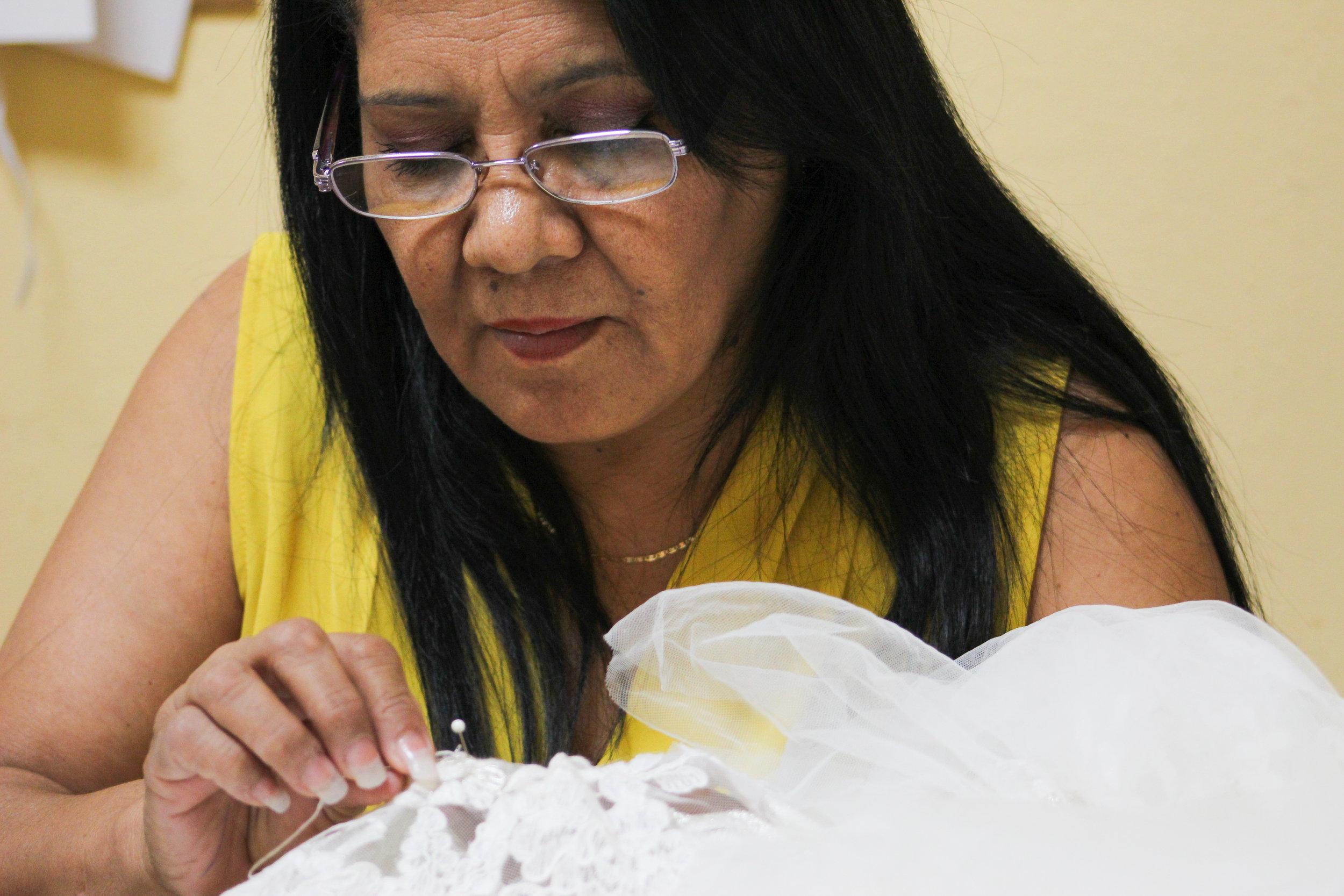 Carmen, Modista