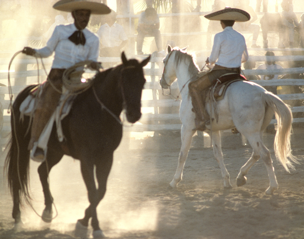Charros, Baja