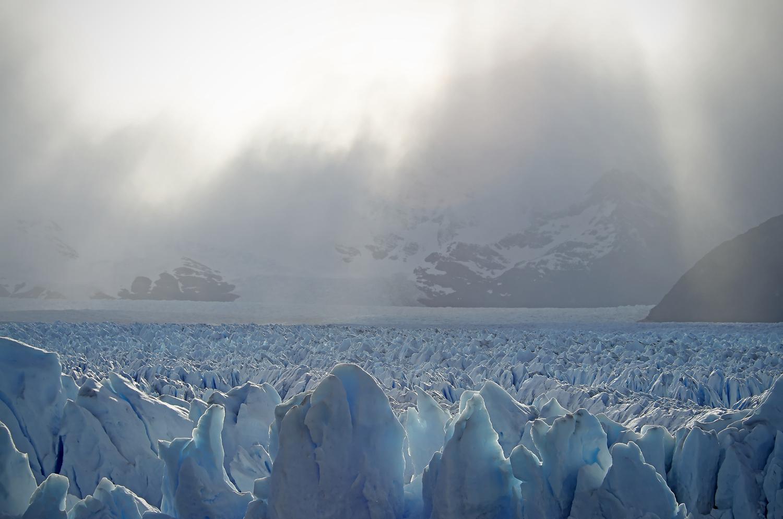 Perrito Moreno Glacier. Patagonia, Argentina