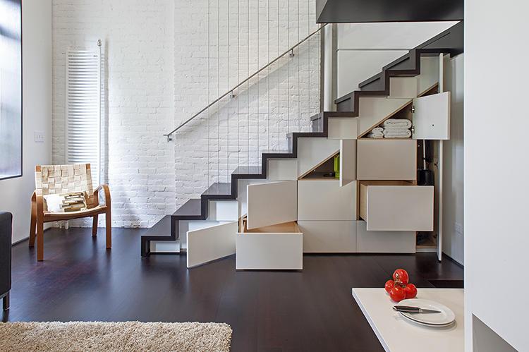 Micro Loft by  Specht Harpman Architects  via  Fast Co Design