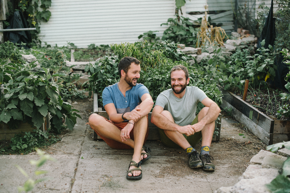 Jared and Danny | Community Farm | The Honest Home Podcast