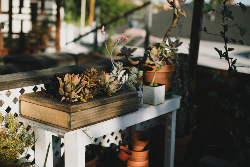 Eclectic Patio  | The Honest Home | Jared Tharp | Loveridge Photography