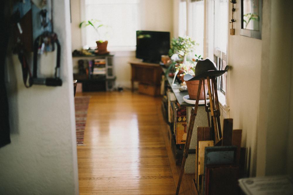 Living room view  | The Honest Home | Jared Tharp | Loveridge Photography