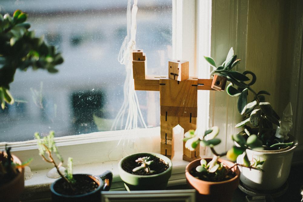 Shelf Vignette |  | The Honest Home | Jared Tharp | Loveridge Photography