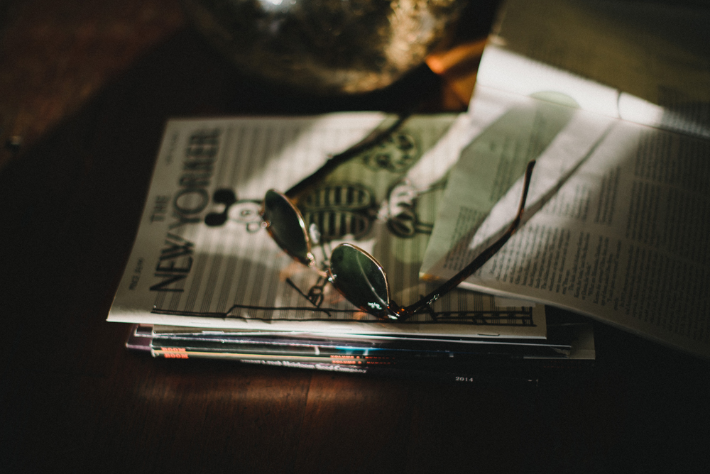 The New Yorker  | The Honest Home | Jared Tharp | Loveridge Photography