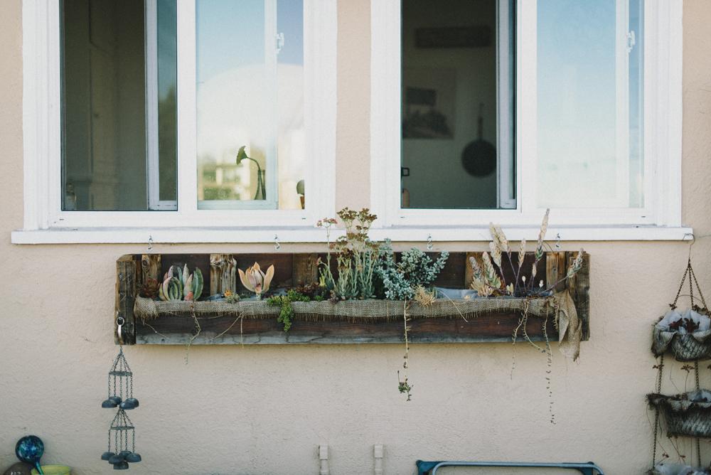 Rooftop garden planter | The Honest Home | Jared Tharp | Loveridge Photography