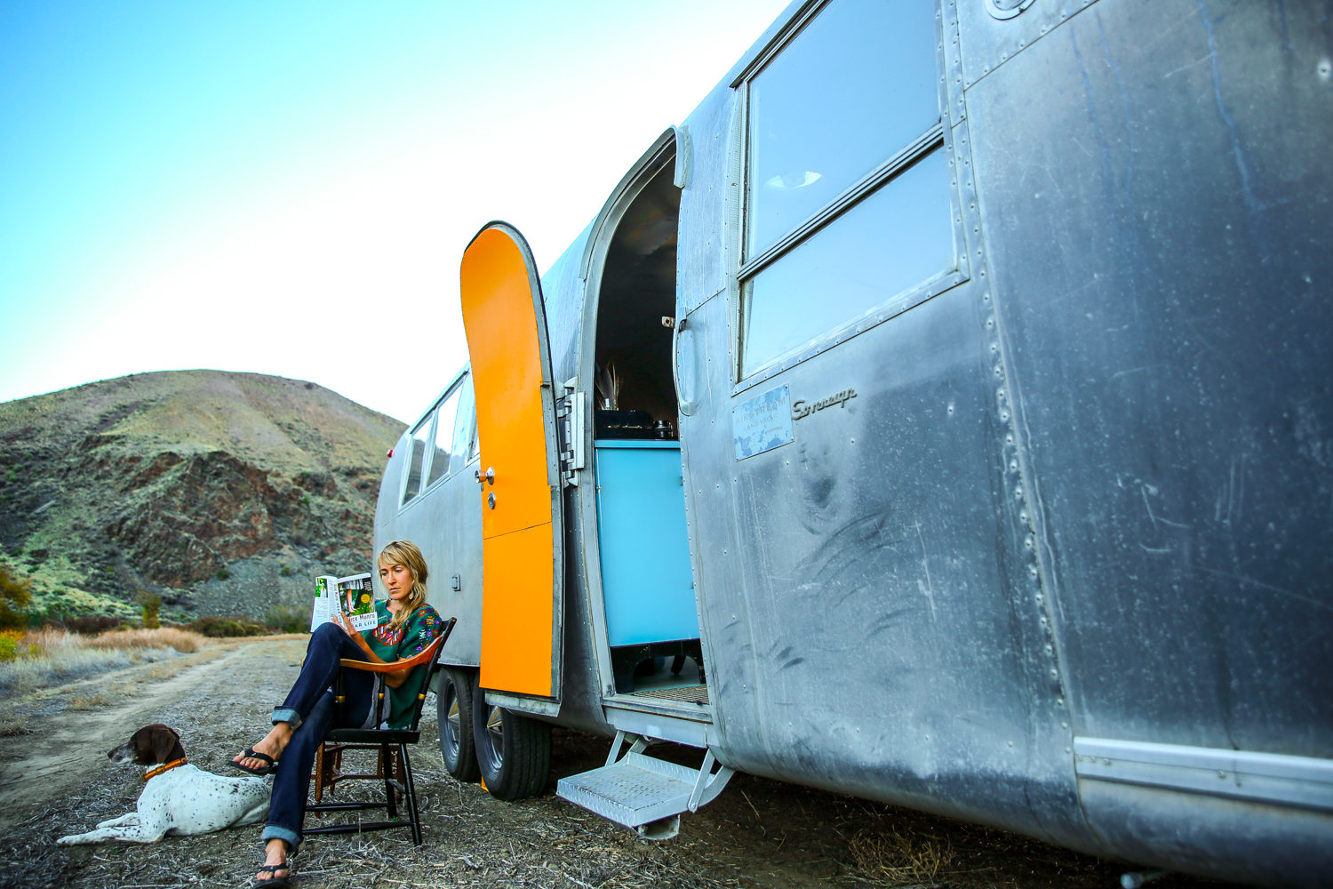 The Noisy Plume, Airstream | The Honest Home Podcast