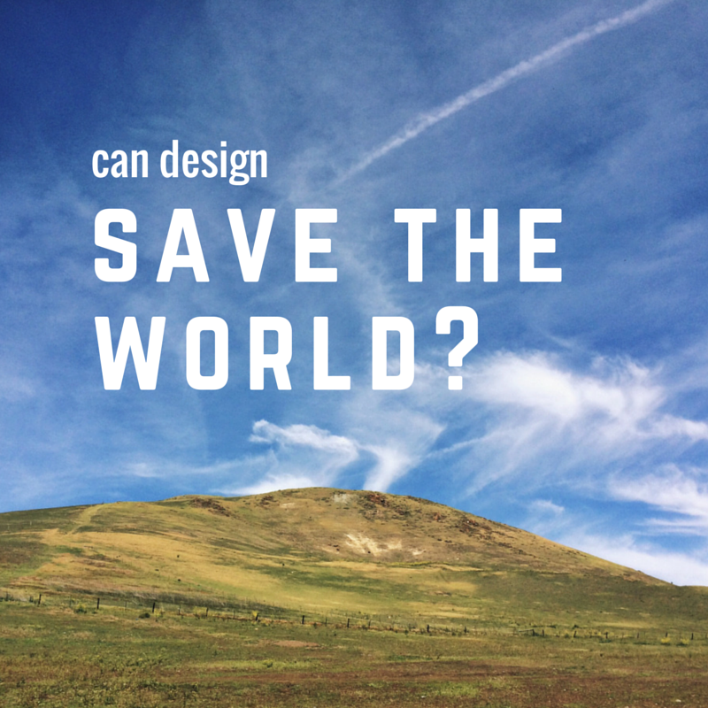 Can design save the world? | The Honest Home Podcast