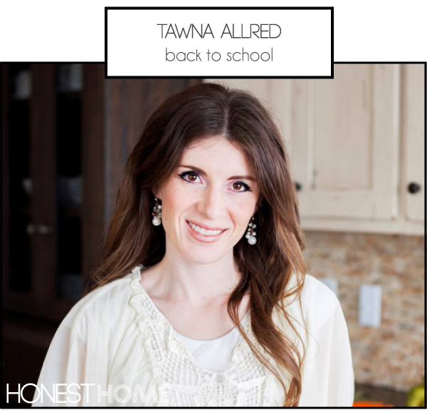 Tawna Allred | The Honest Home Podcast