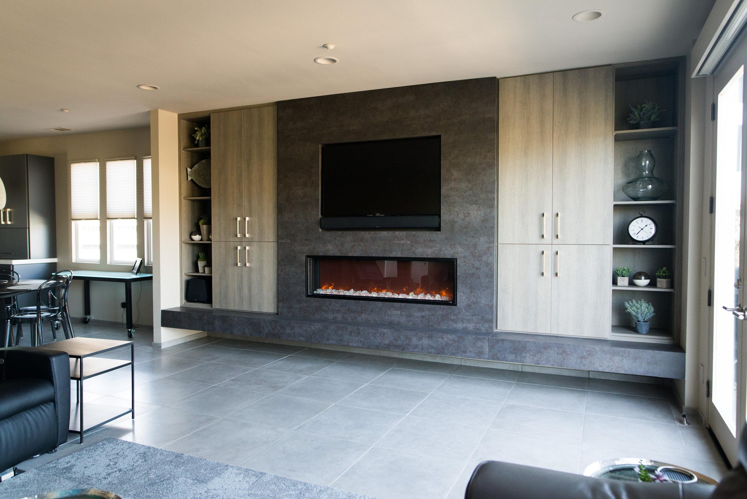 Living Room Design - Cody Design Studio San Luis Obispo