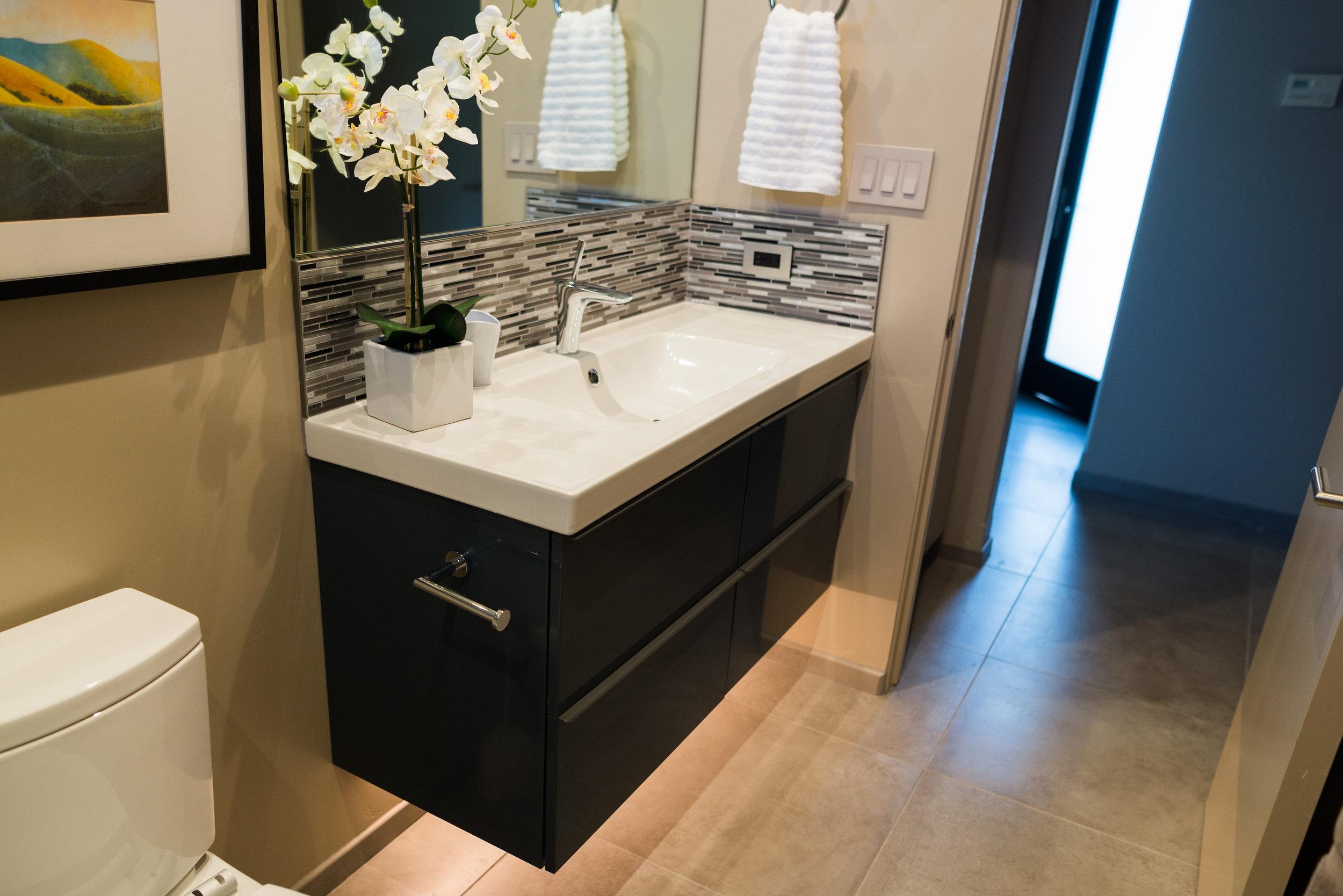 Guest Bathroom Remodel Morro Bay - Cody Design Studio