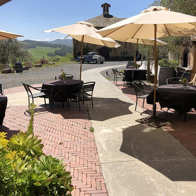 The tasting room at Azari Vineyards. We're waiting for you! Make an appointment for a weekend tasting on our website azarivineyards.com #wine #winery #azarivineyards #tasting #tastingroom #shiraz #pinotnoir #chardonnay #petaluma #petalumagap #sf
