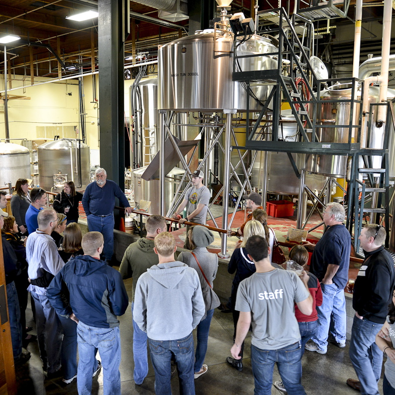 Brewery Tour + Transportation    July 2014