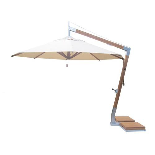 11.5' Round Offset Umbrella (Quick-ship Program)