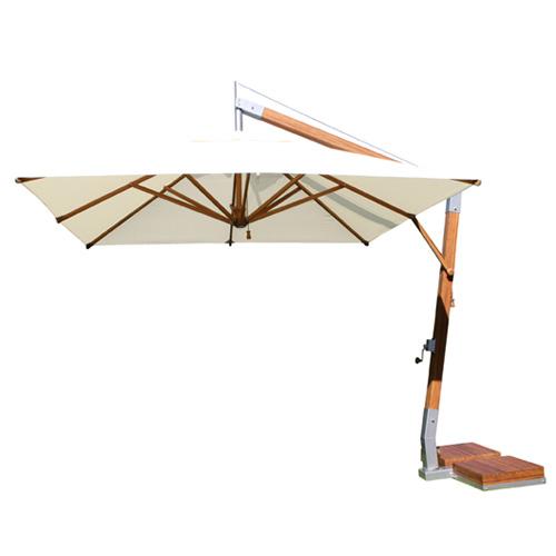 10' Square Offset Umbrella  (Quick-ship Program)