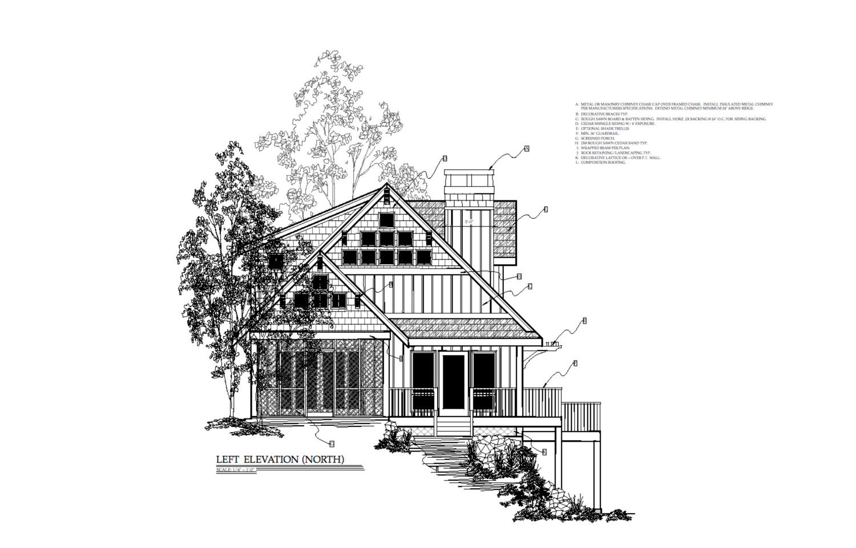 Scott Mills Cabin by Abacus Design, LLC