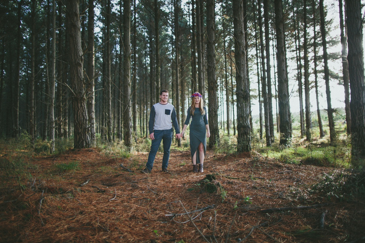 Auckland Engagement Photographer