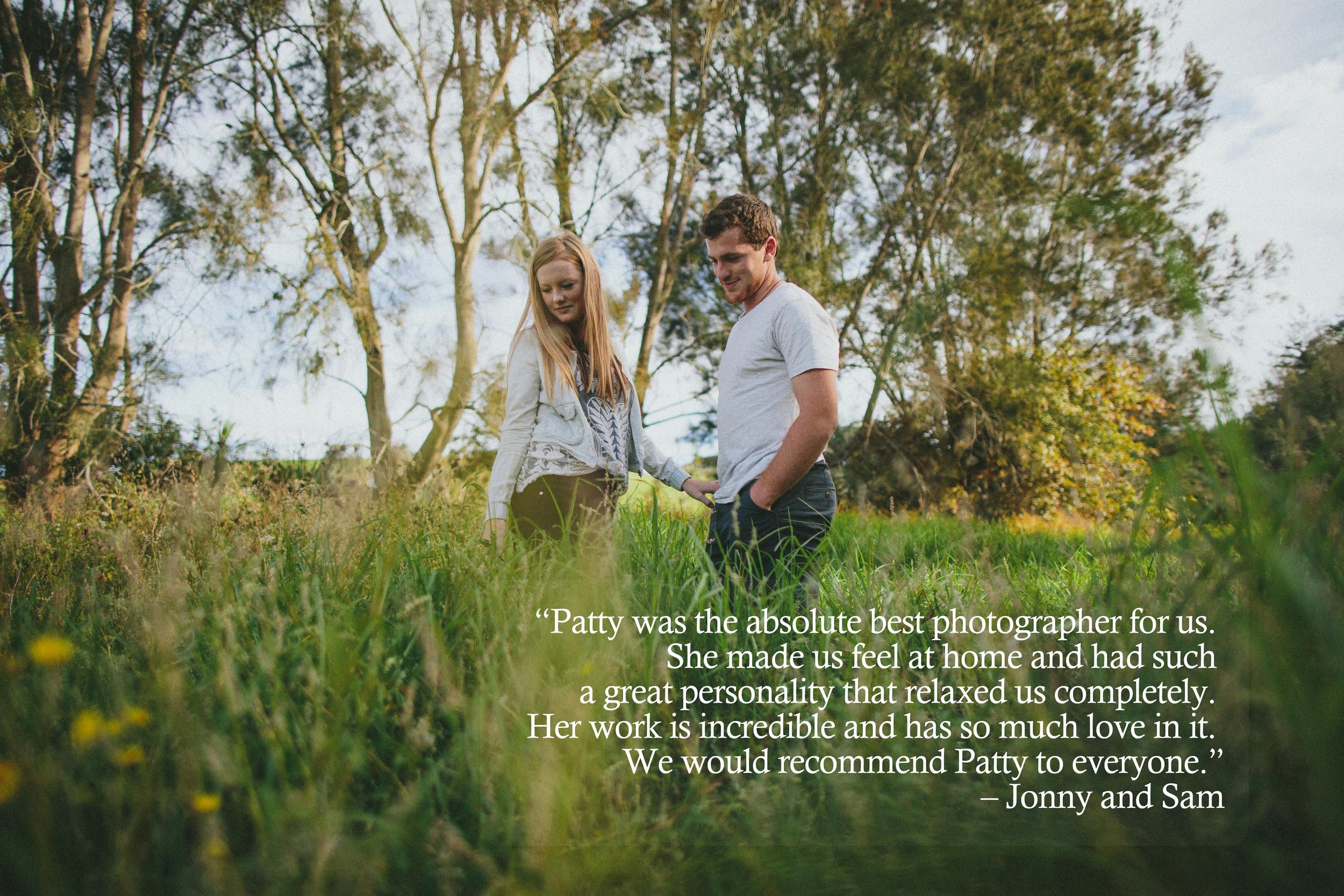 Auckland Engagement Photographer - Patty Lagera