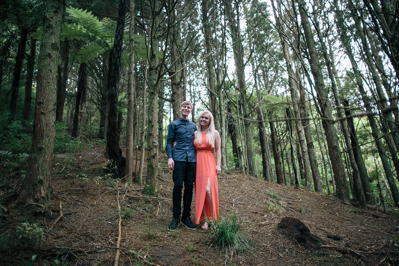 Adam & Darcie // Auckland Engagement Photographer - Patty Lagera Photography